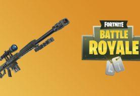 Le nouveau sniper lourd de Fortnite pourrait perturber la méta !