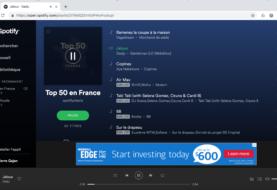 Comment écouter Spotify juste avec votre navigateur
