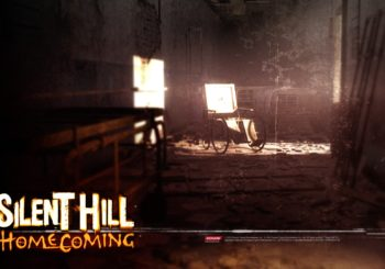 TEST - SILENT HILL HOMECOMING