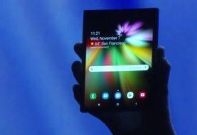 Samsung Infinity Flex : le smartphone pliable par Samsung
