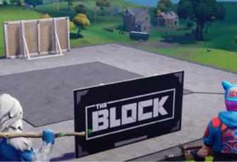 Fortnite : The Block amène une nouvelle touche créative
