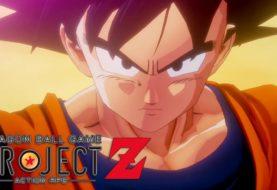 Le nouveau RPG Dragon Ball Z Project Z annoncé !