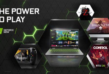 Nvidia GeForce ajoute le Control Panel et plus de jeux au service de streaming