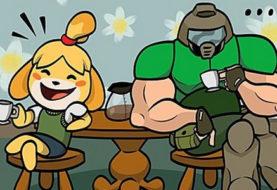 Doom Eternal vs Animal Crossing : Nouveaux horizons - Lequel acheter ?